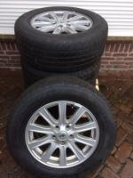 Land Rover Discovery 3-4 wielen + evt. winter