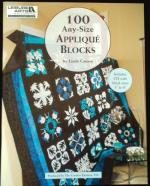 Boek: 100 Any-Size Applique Blocks