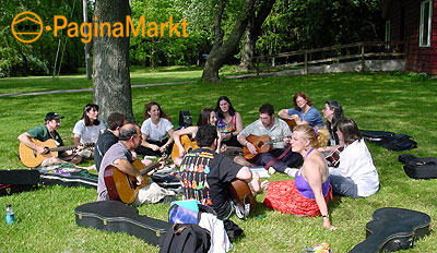 Music & Sun Muziekvakanties