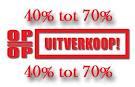 SPORT MERKKLEDING EN SCHOENEN TOT 80% GOEDKOPER !!