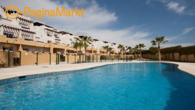 2 Kamer appartement in Lomas de mar Vera Playa