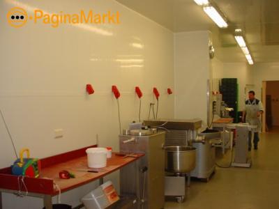 HACCP kunststof wanden-plafonds & cabines