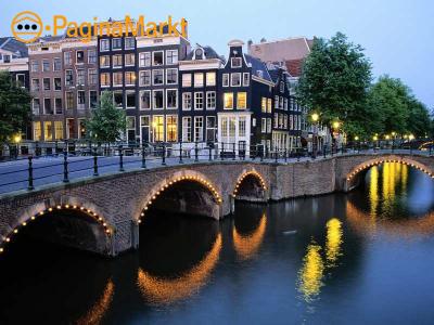 Scooter huren in Amsterdam