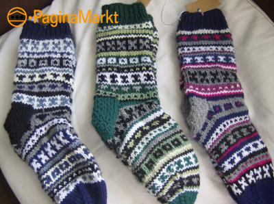 folklore sokken bij snuffelschuurdepompoen.nl