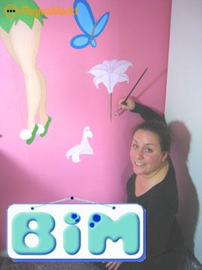 Professionele muurschildering elk ontwerp - Ontwerp muurschildering ...