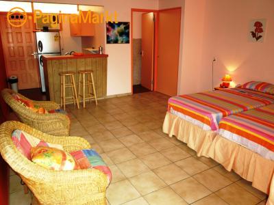 Centraal vakantiehuisje Willemstad Curacao