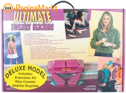 The Ultimate Sweater Machine Deluxe