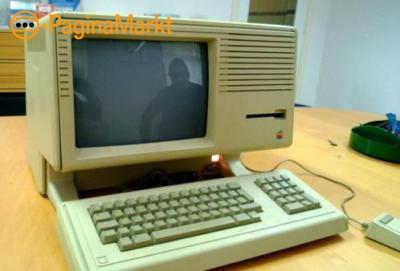Apple Lisa 2/5 computer 512kb 5Mb
