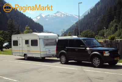 Caravan/Boot/autotransport