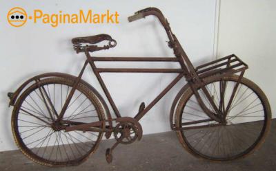 Antieke fiets anno 1940