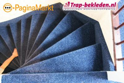 trap bekleden tapijt/sisal