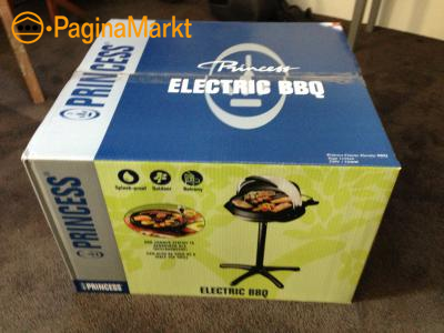 Te koop princess electric bbq