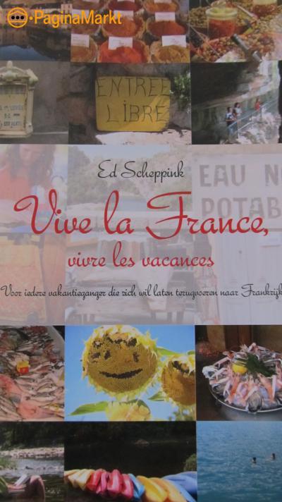 vakantieboek Frankrijk