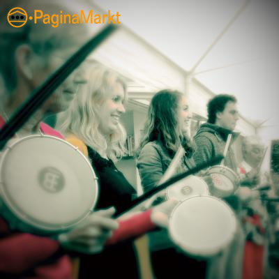 Braziliaanse percussie workshops als bedrijsfuitje