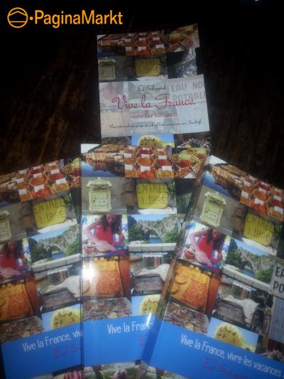 boek: VIVE LA FRANCE VIVRE LES VACANCES
