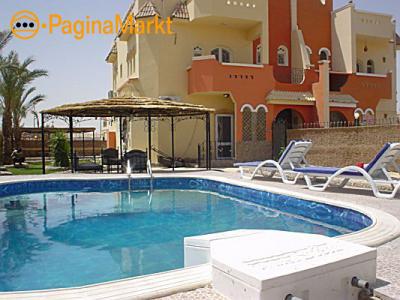 appartement met privé zwembad hurghada