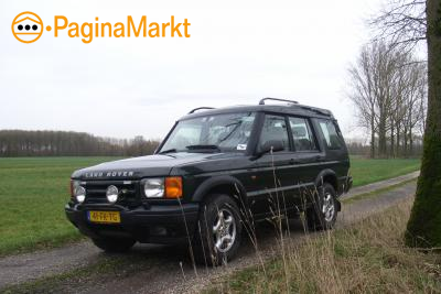 land rover discovery 4.0 v8 automaat g3