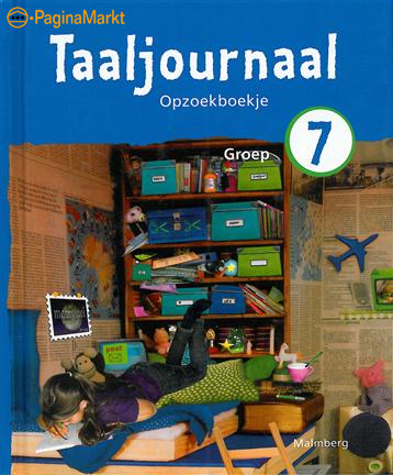 Taaljournaal opzoekboekje groep 7