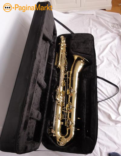 nieuwe bas saxofoon