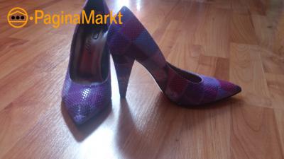 paarse pumps