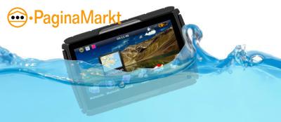 Waterdichte mapping navigatie systeem