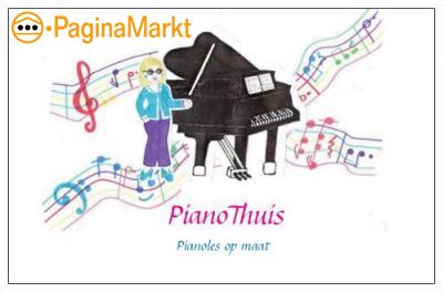 Pianoles aan huis in Den Haag