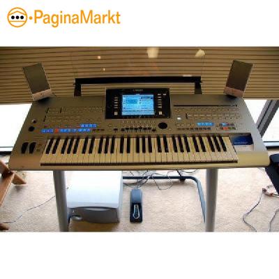 Kronos Music Workstation, Yamaha Genos-Tyros 5 & Roland