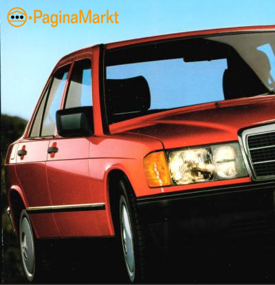 Mercedes 190 W201 informatie site