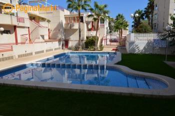 Appartement in centrum bij strand Albir