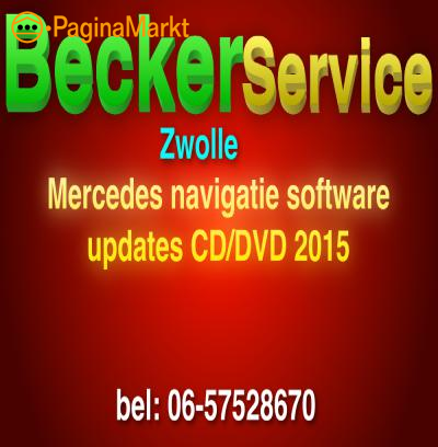 Comand Audio 50 Aps Mercedes cd dvd 2015