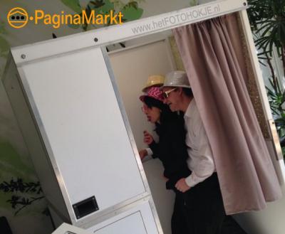 Photobooth huren voor bruiloft of feest?!