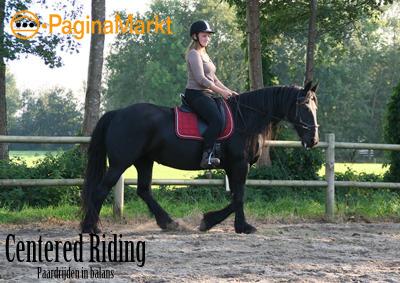 Instructie Centered Riding en Rechtrichten
