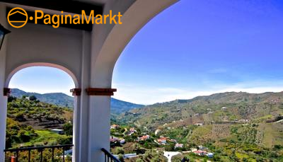 Wandelhotel Andalusie