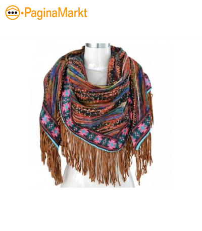 Heerlijke warme sjaals, omslagdoeken