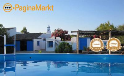 Gastenhuis in de Oost-Algarve Quinta Corcunda