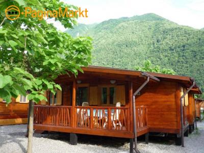 Te huur prive chalet meer van Lugano in Porlezza (