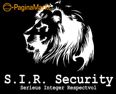 SIR Security  all-round beveiliging