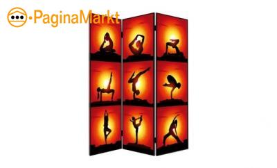 Yoga Kamerscherm