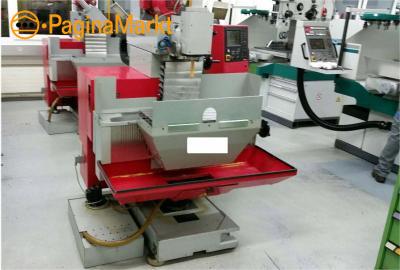 Kunzmann WF 4/3 CNC Freesmachine