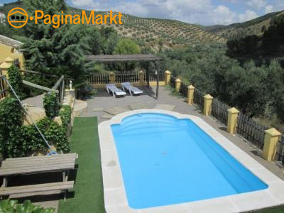 villa in andalusie met privacy