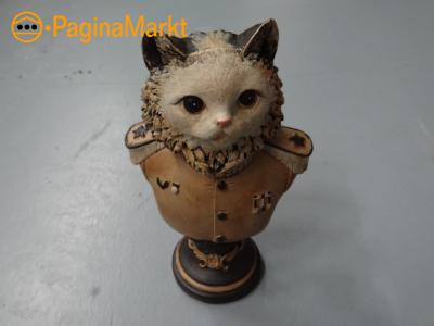 Figuur/ Standbeeld - Kat