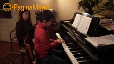 Pianoles Amsterdam
