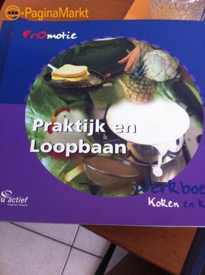Koken en keuken Werkboek