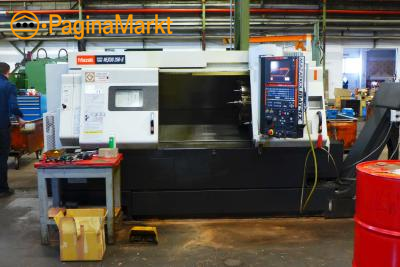 Mazak Quick Turn Nexus 200 II CNC Draaibank