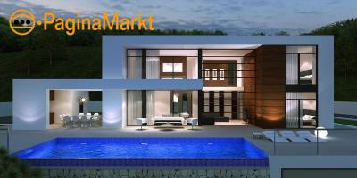 Moderne design villa te koop Javea Costa Blanca