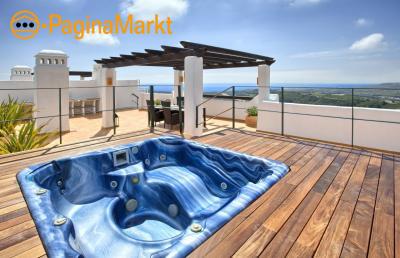 Luxe eerste lijn golf appartementen Costa del Sol