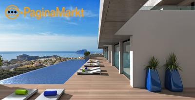 Luxe appartementen met panoramisch zeezicht Benita