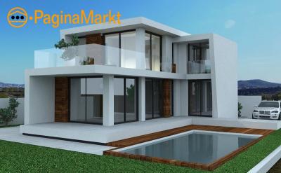 Moderne zeezicht villa's Finestrat Costa Blanca