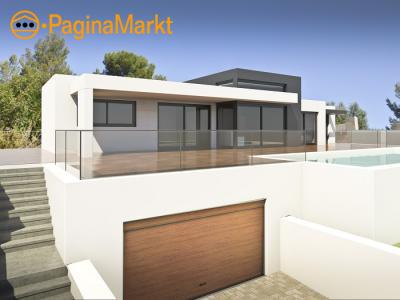 Nieuwbouw villa in Pedreguer Costa Blanca