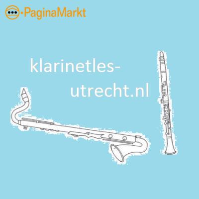 Klarinet en bas klarinet lessen in Utrecht en omge